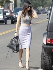 Kylie J Pencil Skirt